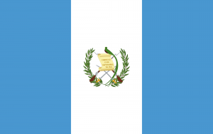 Guatemala Flag - Spanish Speaking Countries