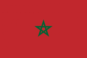 Morocco Flag - Spanish Speaking Countries