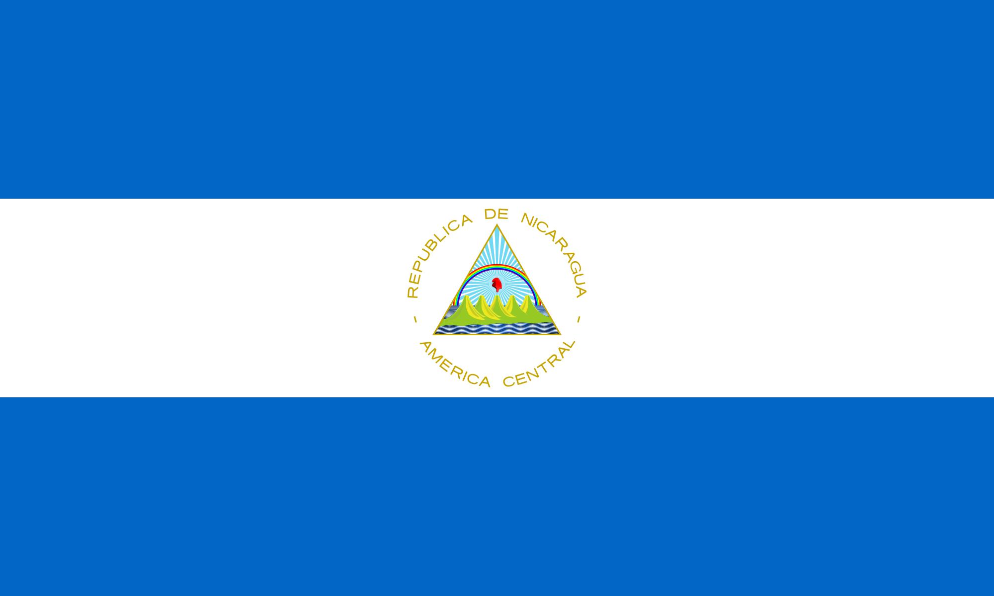 Nicaragua Flag Spanish Speaking Countries Bilingual Kidspot
