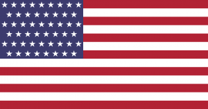 USA Flag - Spanish Speaking Countries