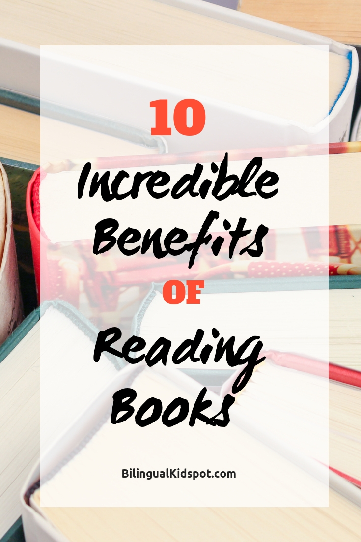 Benefits of Reading Books to Kids
