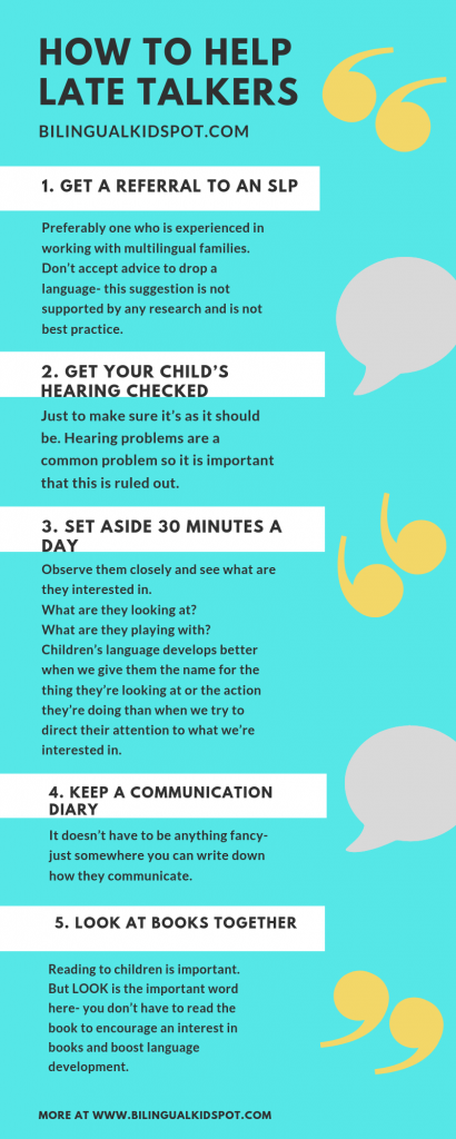 Late Talkers What to do when your child is not talking