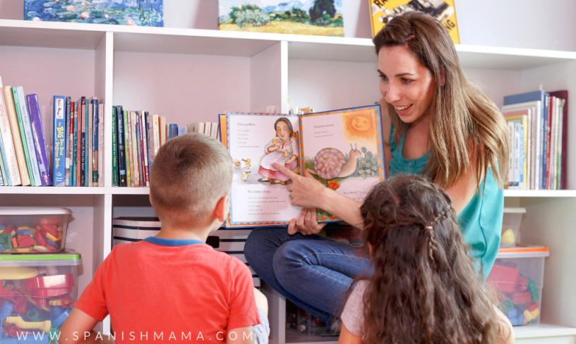 Spanish Mama Bilingual Kidspot