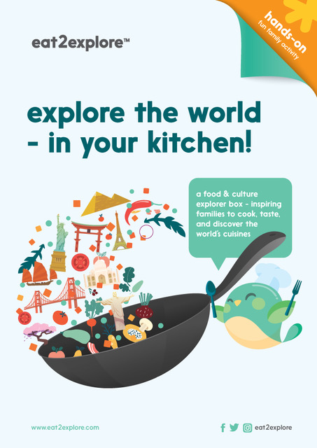 eat2explore cooking subscription box