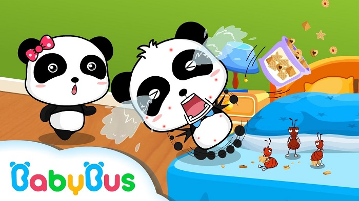 Babybus Chinese Cartoon