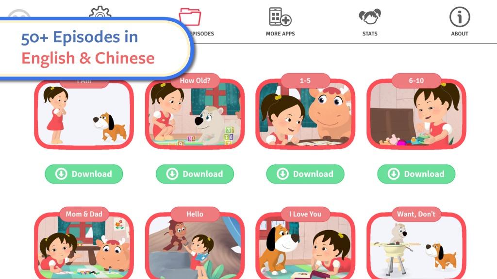 Miaomiao Chinese language learning app