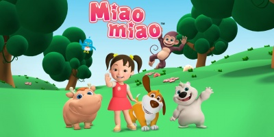 Miaomiao TV series and Chinese language learning app