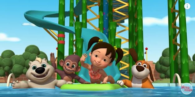 MiaoMiao Chinese Cartoon for kids