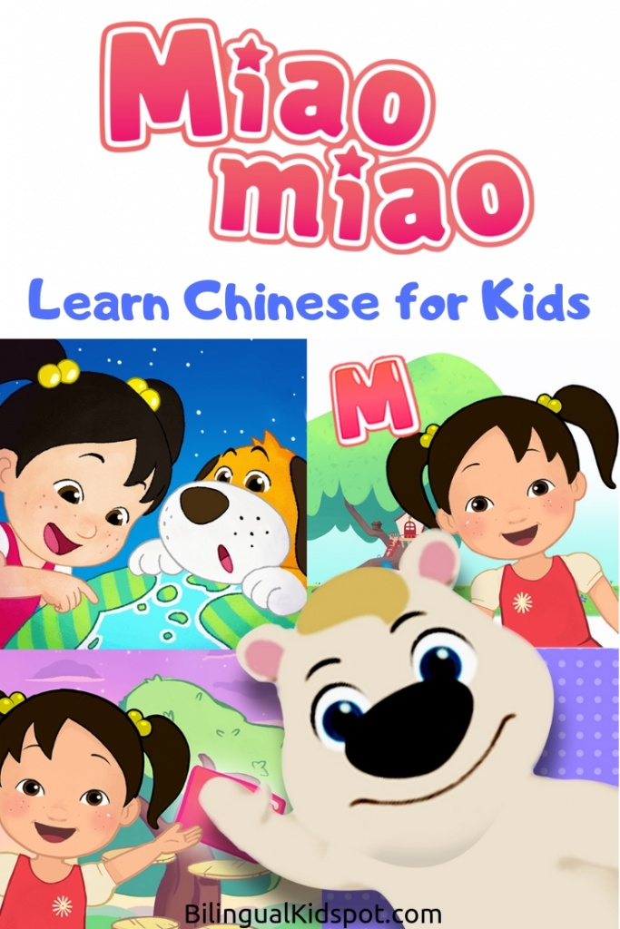 Miaomiao Learn Chinese TV Series and Language app for kids