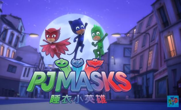 PJ Masks Chinese Cartoon