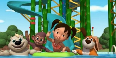 Chinese Cartoons for Kids Miaomiao