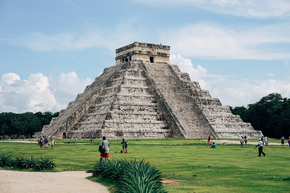 Facts about Mexico: Chichin itza