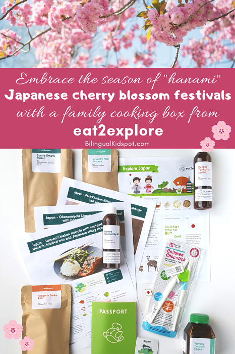 eat2explore-Japanese food box subscription