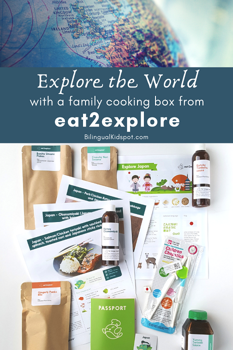 eat2explore-Cooking Subscription Box with International Food from Around The World