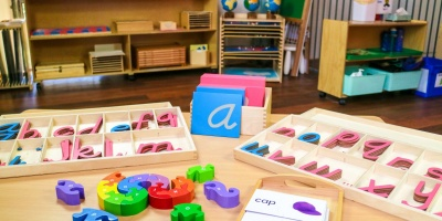 Montessori Language Activities and Materials