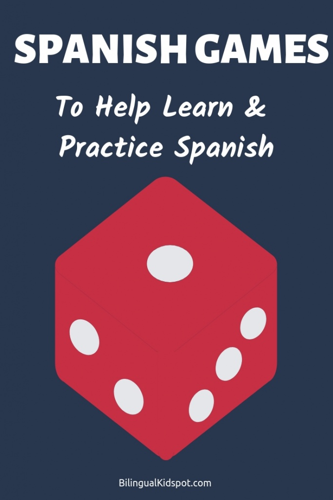 Games in Spanish to help practice and learn