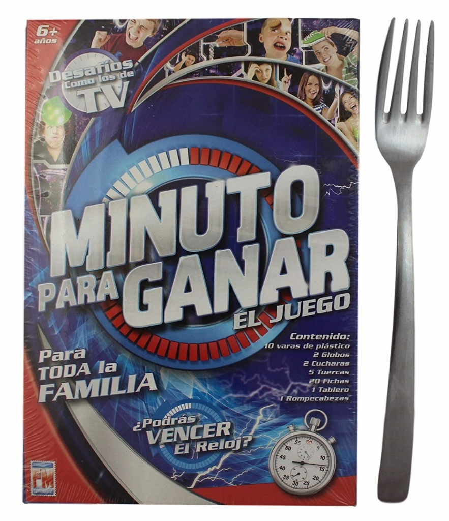 Minuta Para: Spanish board game