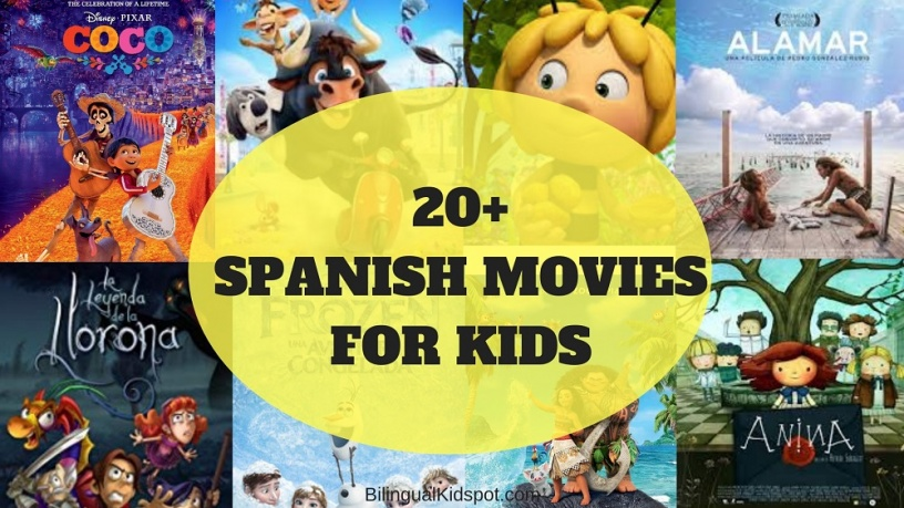 Spanish Movies for Kids: Spanish Disney Movies & Movies in