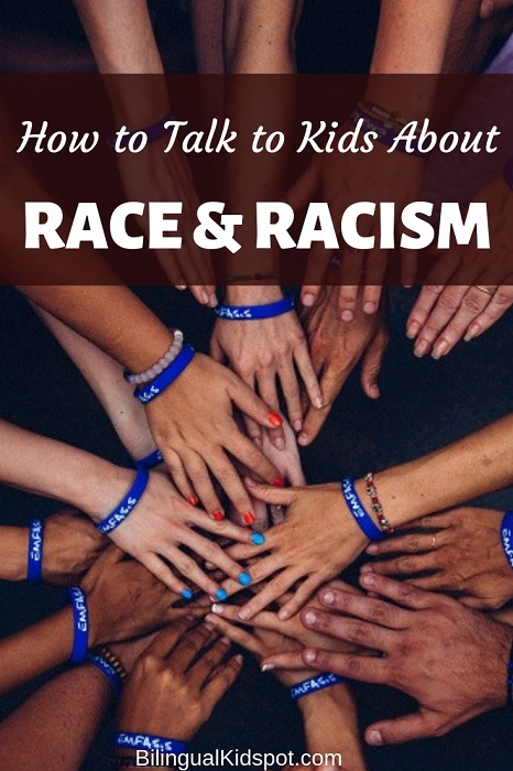 How to talk to kids about race and racism