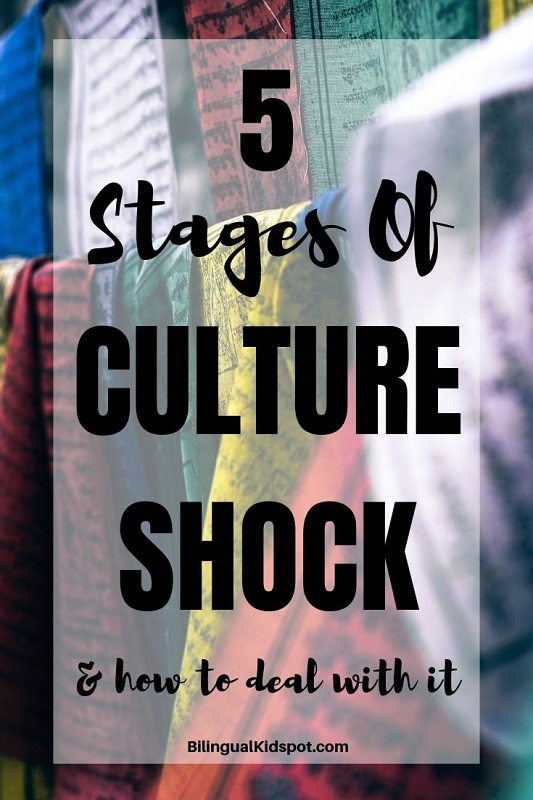 5 Stages of Culture Shock