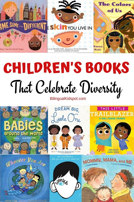 Children's Books celebrating Diversity