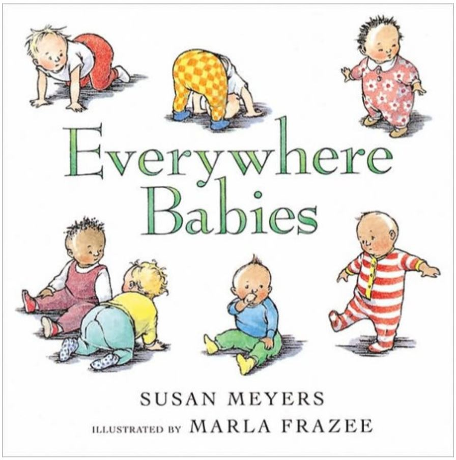Everywhere Babies  - Books that celebrate diversity