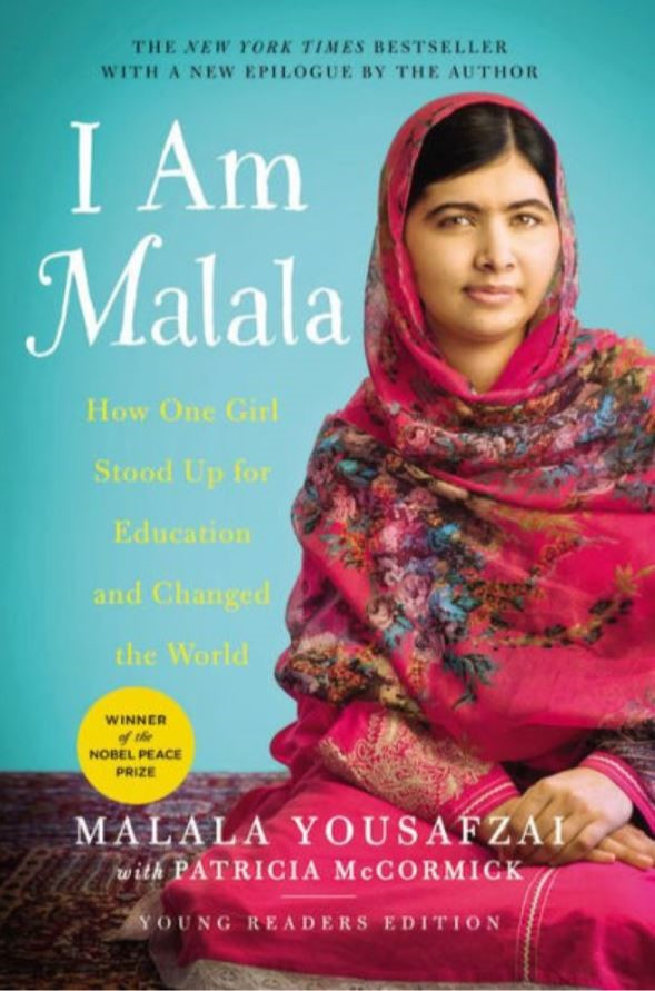 I am Malala - Kids diversity books