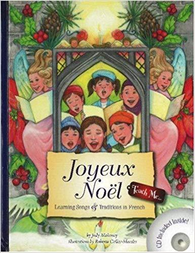 Teach me French Joyex Noel Christmas songs