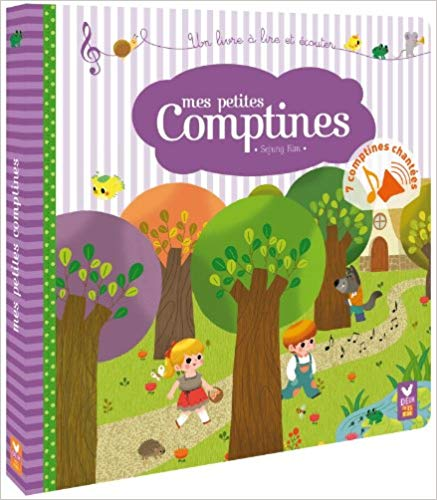 Mes Petites compitenes french book for kids