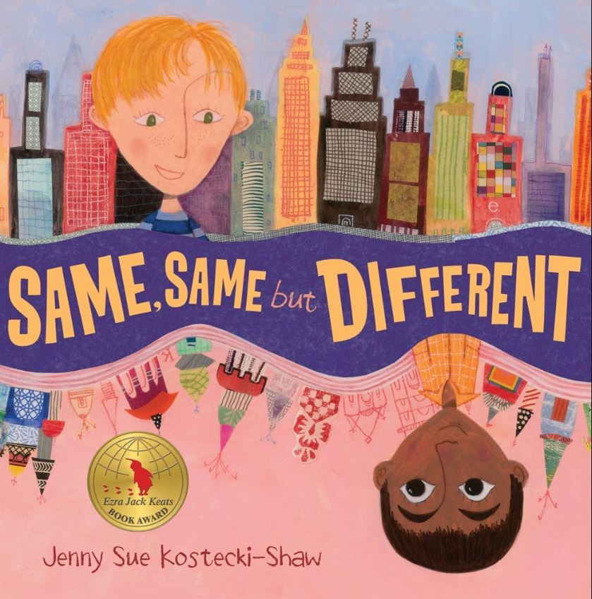Same same but different - Diversity books for kids