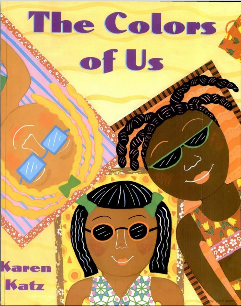The colors of us - Diversity books for kids