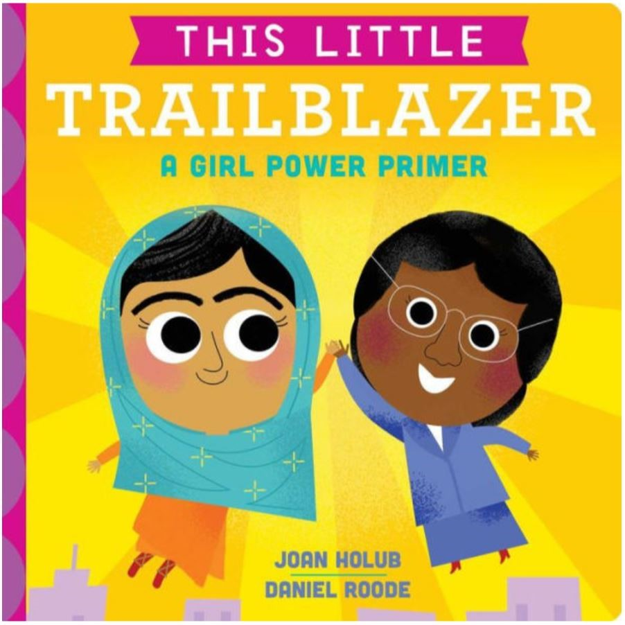 This Little Trailblazer - Children's Books about diversity