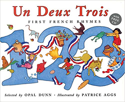 Un deux Trois First French Rhymes for kids