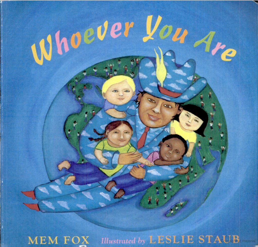 Whoever You Are - Books about diversity