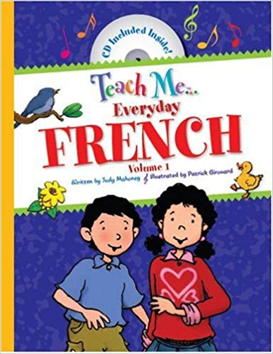 Teach me every day French
