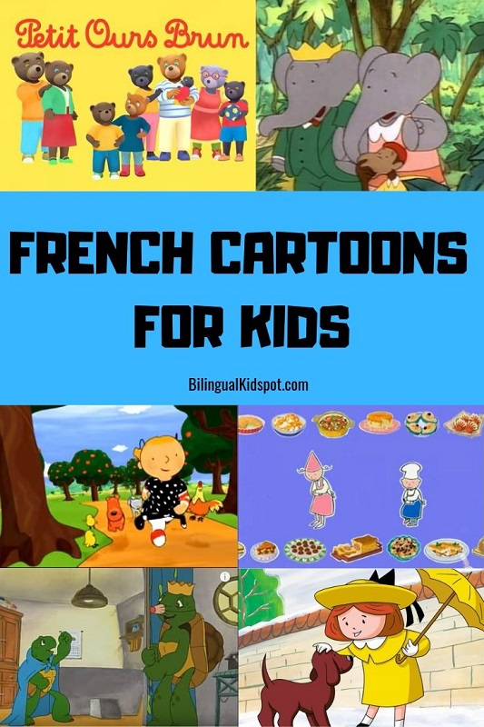 Cartoons-in-French-for-Kids