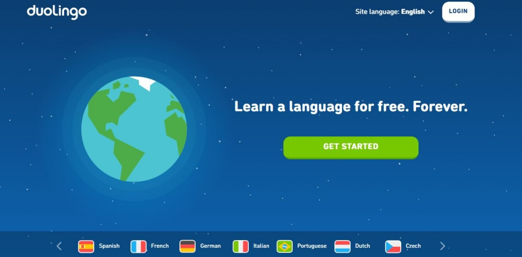 Duolingo - Free Language Learning Website for Kids