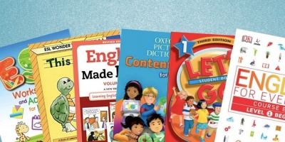 ESL ENGLISH Learning Books For Children - Beginners