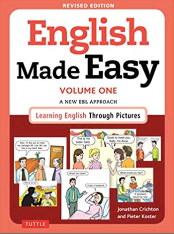 English Made Easy - A new ESL approach