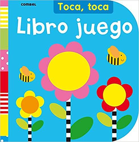 Toca Toca Libro Juego - Spanish board book