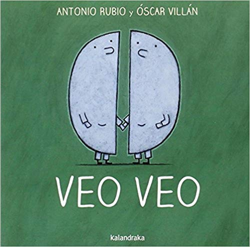 Veo Veo - Spanish board book for toddlers