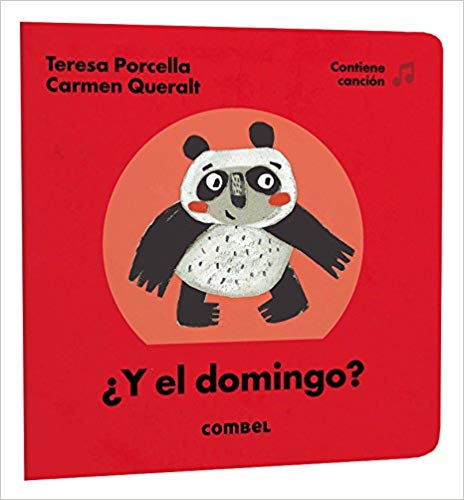 Y el domingo? Spanish book for toddlers