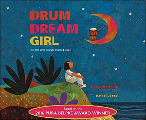 Drum Dream Girl - Multicultural Children's Books List