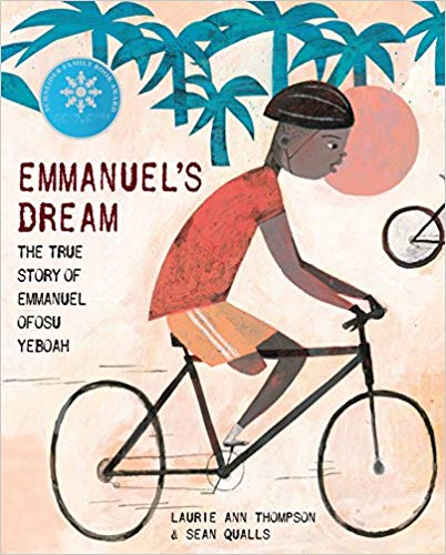 Emmanuel's Dream - Multicultural Book for Kids
