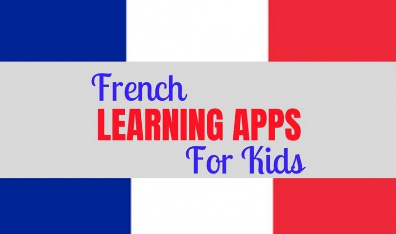 French apps for kids