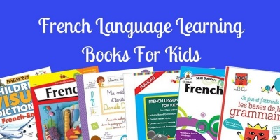 French language learning books for children