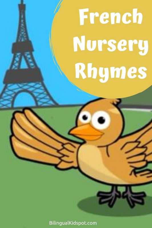 20 French Nursery Rhymes For Kids