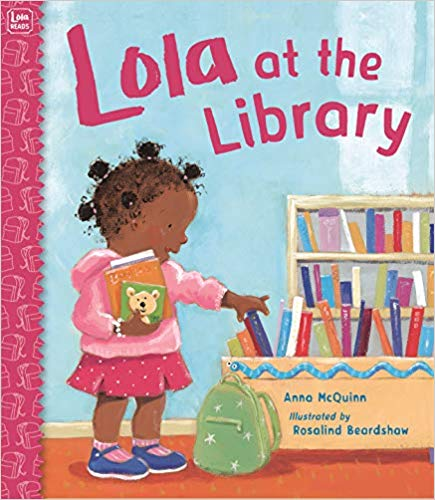 lola at the library multicultural childrens books