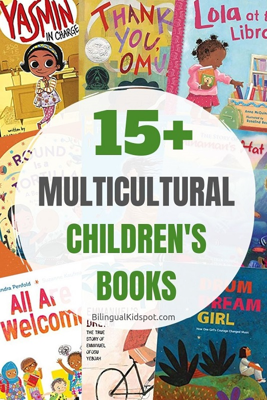 Multicultural Children's Books 15+