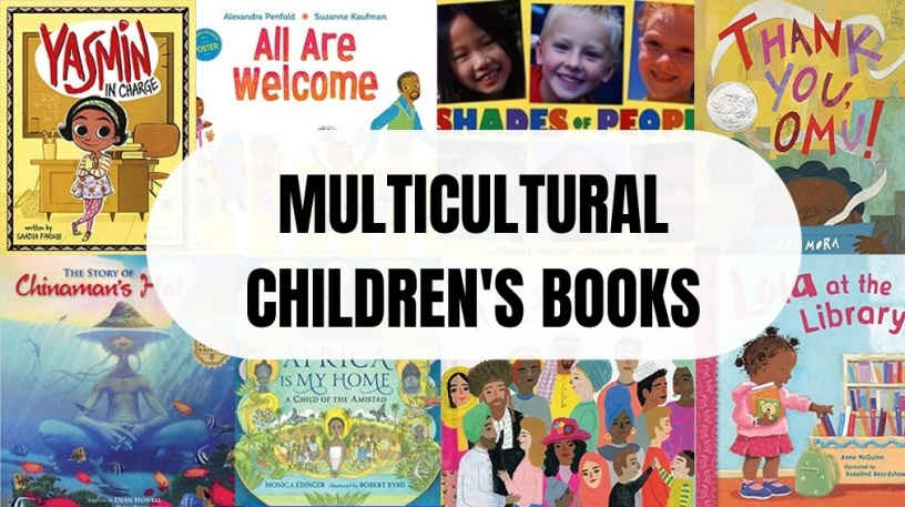 Multicultural Children's Books List